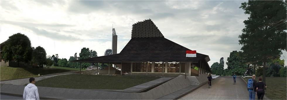 Masjid Rest Area KM. 45